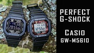 Perfect G-Shock. Casio GW-M5610 watch review. #270 #gedmislaguna #casio #gshock