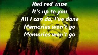 UB40 Red Red Wine Lyrics