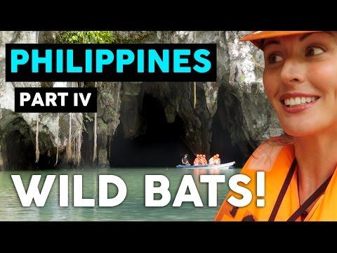 THE UNDERGROUND RIVER OF PUERTO PRINCESA // PALAWAN PHILIPPINES VLOG