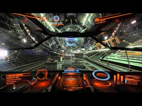 Elite Dangerous - How to Play With Friends