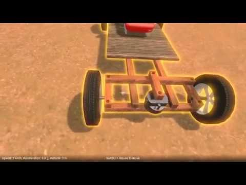 Tutorial 6: Making a car steering mechanism