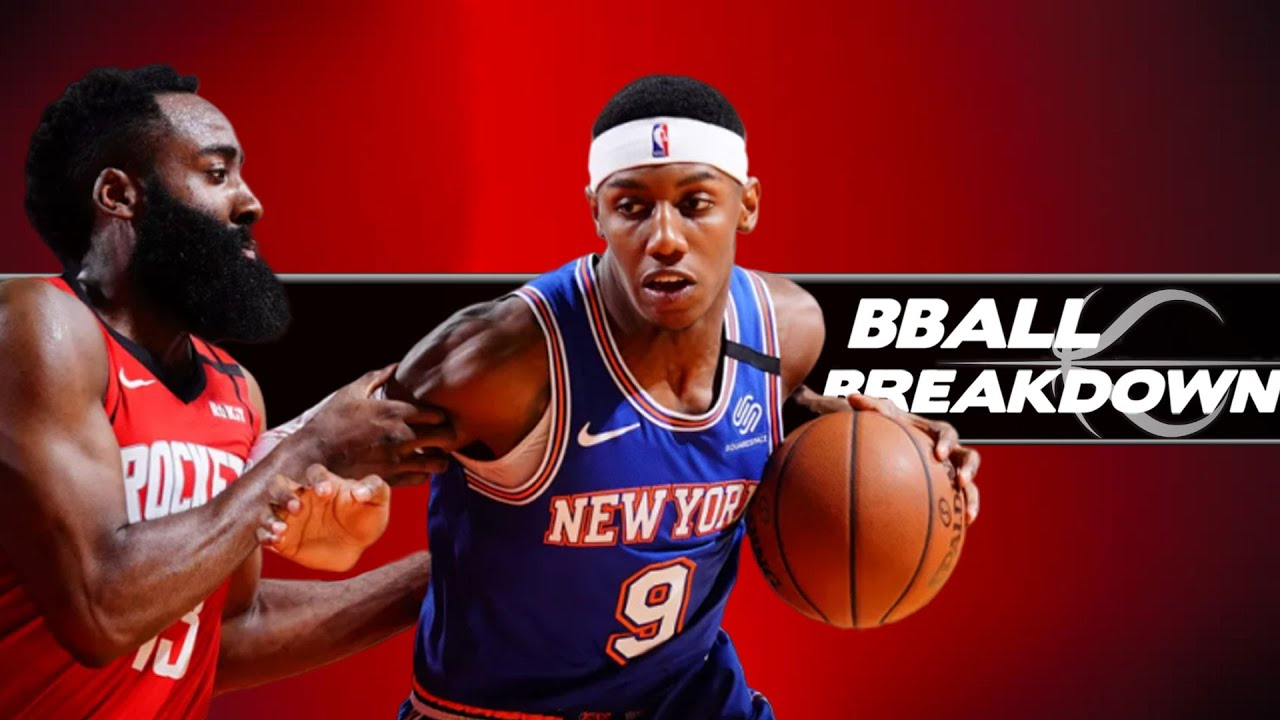 Did The Knicks Show The NBA How To Beat The Small Ball Rockets?