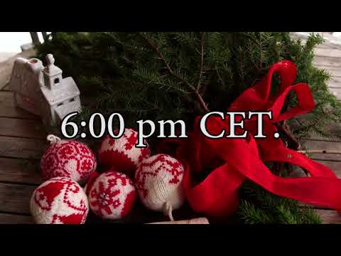 Get ready for Christmas with ARNE & CARLOS!