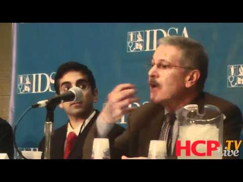 Dr. Mahmoud Ghannoum on Oral Microbiomes in HIV