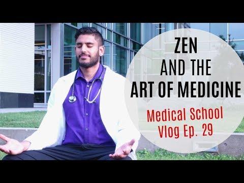 Zen and the Art of Medicine | Medical School Vlog Episode 29| Canadian Medical Student