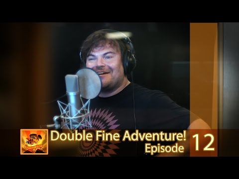 """Double Fine Adventure! EP12: """"A Whole Different Game Experience"""""""