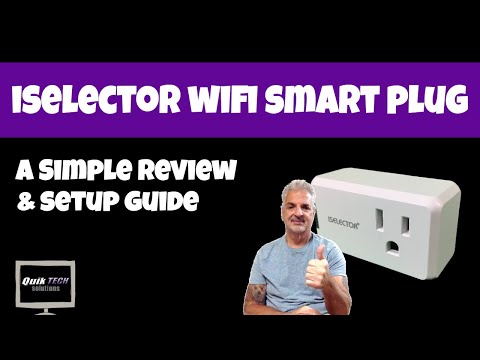 How To Setup The iSelector Mini Smart Plug