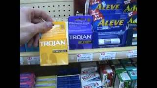 Pov Point Of View Buying Condoms
