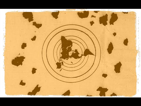 1000 year old Flat Earth map? by Chris and Sheree Geo - Mark Sargent ✅