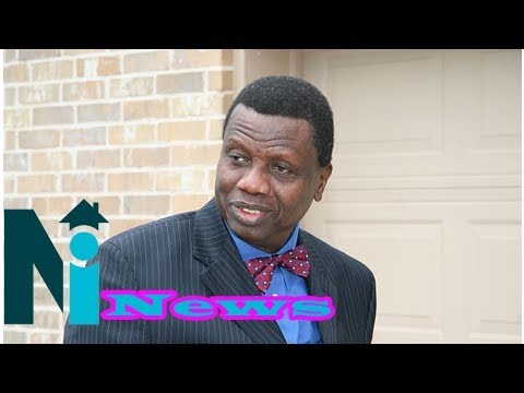 Pastor Adeboye warns Nigerian government on insecurity, unemployment