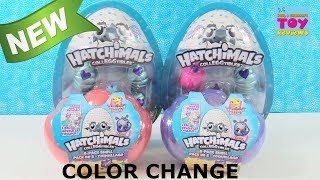 Download Hatchimals CollEGGtibles Series 5 Precious Pearl Color Change Unboxing Toy Review | PSToyReviews Video
