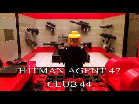 LEGO Hitman Agent 47 | Club 44