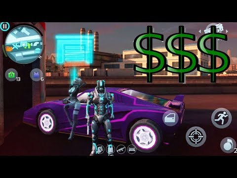 Gangstar Vegas - Get Free of Luxury Vehicles