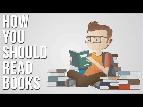 Watch This If You Want To Read Books