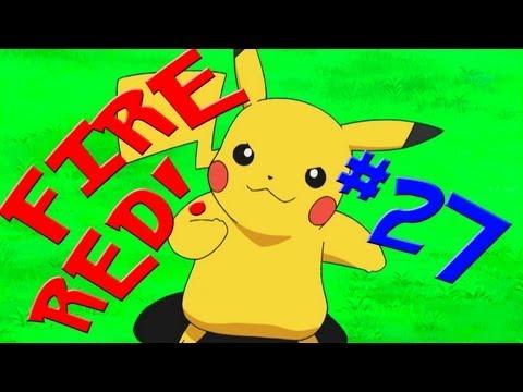 Pokémon Fire Red: Saffron GYM Pt.1/2 (Ep. 27)