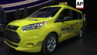 Ford outlines increased investment in mobility services