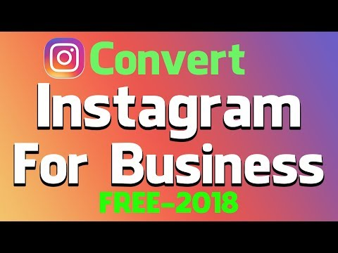 How to create Instagram Page For Business | Switch to Business Profile on Instagram (Easy Way)