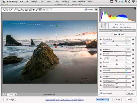 137 Selective White Balance in Photoshop CS6