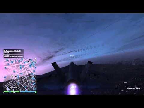GTA Online Jets sind unbalanced, wie man Lazer und Hydra richtig nerft