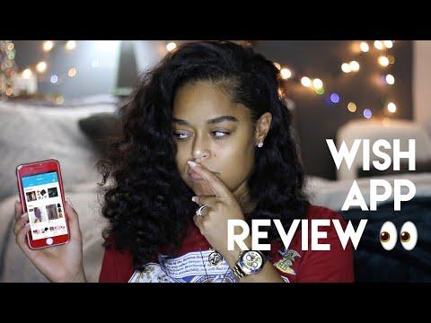 WISH APP MINI HAUL (Are you even REAL?!) | Danielle Renée