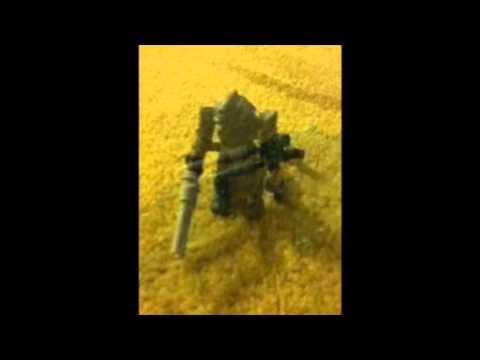 How to make a Lego energy sword