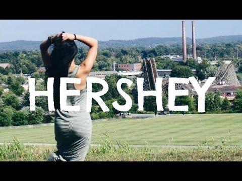 Hershey, PA Travel Diary | Danielle Christine