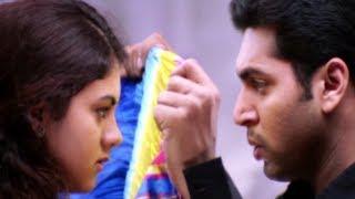 Kamna Jethmalani and Jayam Ravi in Snow World - Idhaya Thirudan   Tamil Movie Scene 10