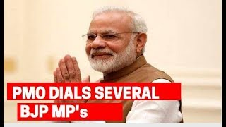 Download Modi govt 2.0: Arjun Ram Meghwal, Sadananda Gowda get calls from PMO Video