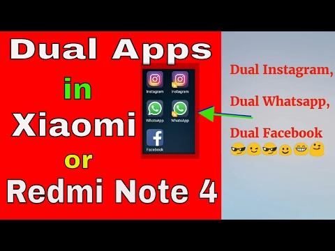[Redmi Note 4] Dual apps in redmi note 4