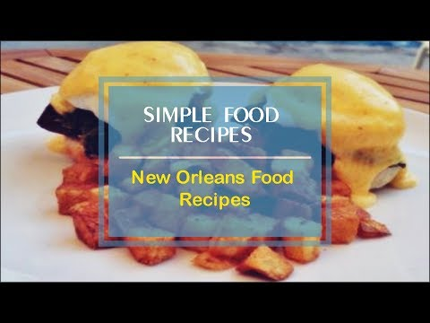 New Orleans Food Recipes