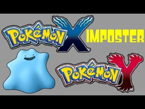 Pokemon X and Y Wifi Battle - Enter Shiny Imposter Ditto OP!