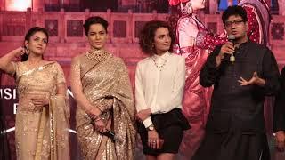 #DeshPremJatao says Prasoon Joshi at Manikarnika music launch