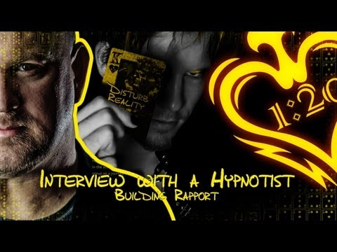 Interview with a Hypnotist -- Building Rapport
