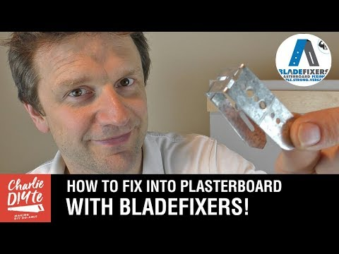Bladefixers - are these the Strongest Plasterboard Fixings?