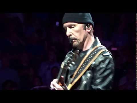 U2 - 2018 - Cedarwood Rd Day (HD) - Boston 06-21-2018 (Filmed from GA Edge's Side)