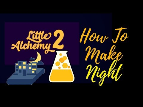 Little Alchemy 2-How To Make Halloween 🎃 Horror Night Cheats & Hints