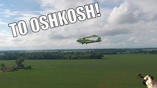 I brought my homemade airplane to OSHKOSH (worlds largest airshow)