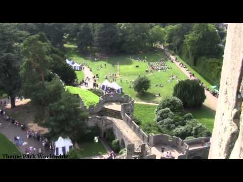 Warwick Castle The Towers And Ramparts HD