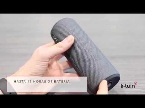 Review Altavoz inalámbrico UE BOOM 2 de Ultimate Ears