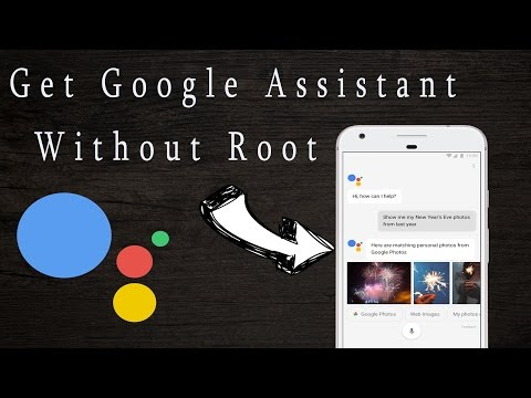Get Google Assistant On Marshmallow & Nougat Devices (No Root)
