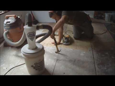 Plywood Subfloor Leveling Tips for Laminate or Hardwood Flooring Installaiton Mryoucandoityourself