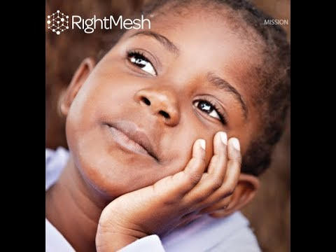 RIGHTMESH ICO: free internet without ISP for Africa and Asia