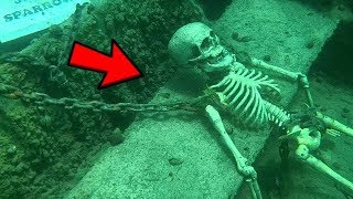 5 Bizarre Things Found Underwater Nobody Can Explain vol.2!