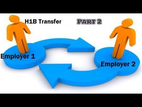 H 1B transfer Process FAQ Part 2