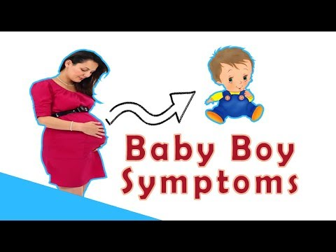 Noticeable Symptoms of Baby Boy During Pregnancy