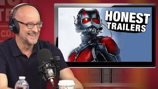 Download HONEST REACTIONS: Ant-Man and the Wasp Director Reacts to Honest Trailers Video