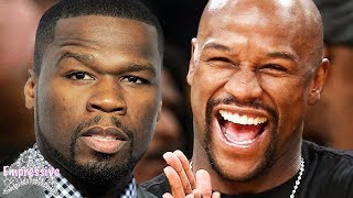 Floyd Mayweather exposes 50 Cent: