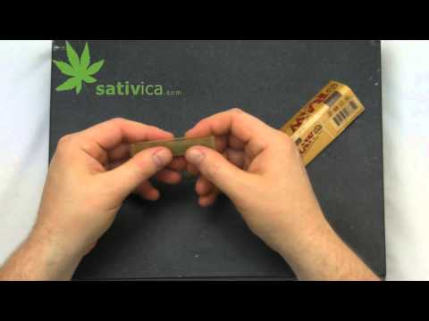 How to Roll a Pocket Joint