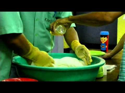 detergent powder making