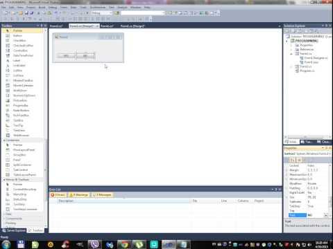 Custom MessageBox[C# Programming]